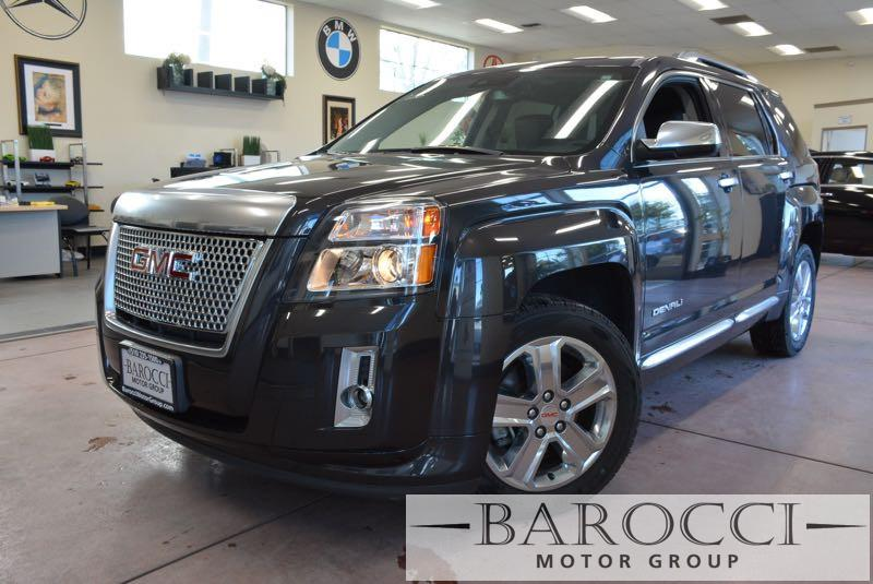 2015 GMC Terrain Denali AWD 6-Speed Automatic Black Black Up for sale is a striking 2015 GMC Te
