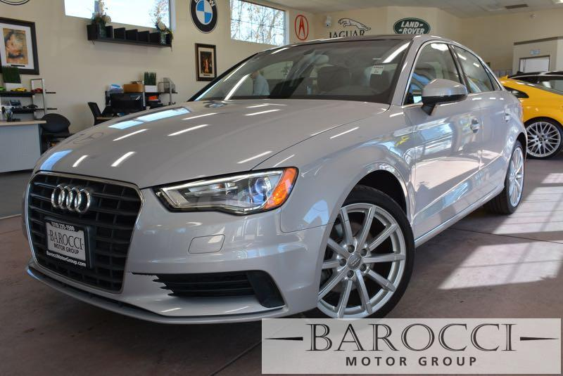 2015 Audi A3 18T Premium 4dr Sedan 6 Speed Auto Silver We are excited to offer a fabulous one o