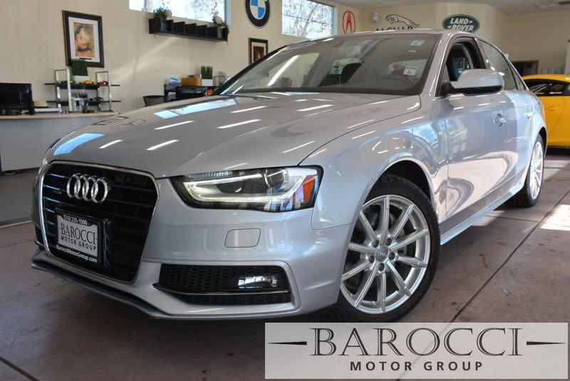 2015 Audi A4 20T quattro Premium AWD  4dr Sedan 8 Speed Auto Gray Up for sale is a clean one ow