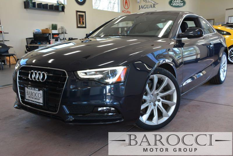 2014 Audi A5 20T quattro Premium Plus AWD 8 Speed Auto Blue Up for sale is a very nice one owne