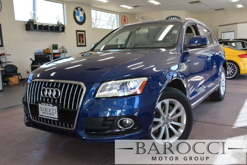 2013 Audi Q5 20T quattro Premium Plus AWD 8 Speed Auto Blue We are pleased to offer this frontl
