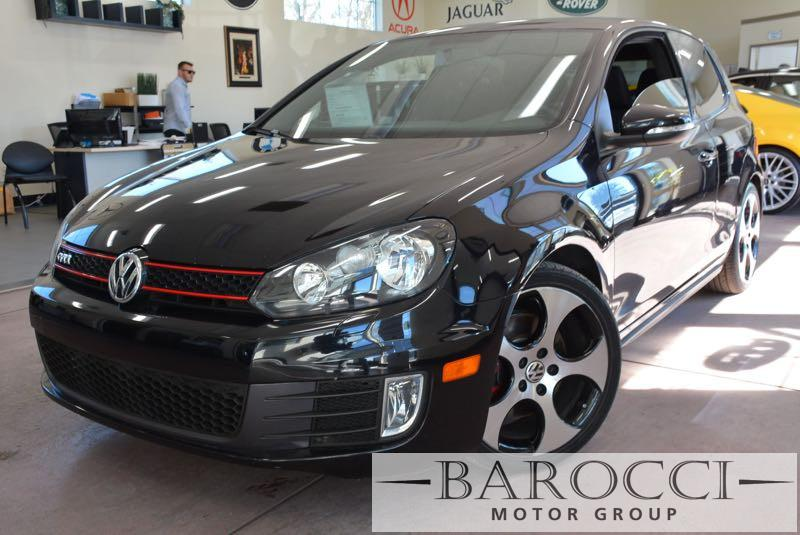 2013 Volkswagen GTI Base PZEV 2dr Hatchback 6M 6 Speed Man Black Now for sale is this frontline