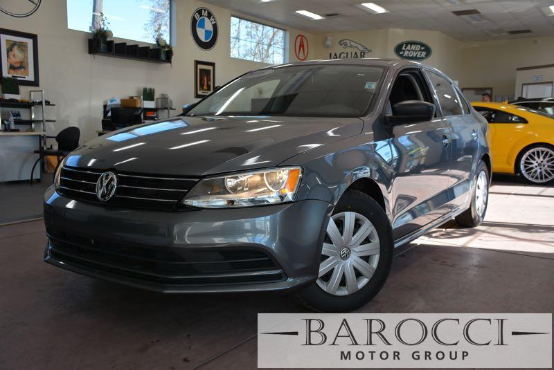 2016 Volkswagen Jetta 14T S 4dr Sedan 6A 6 Speed Auto Gray Now offering a sublime one owner 201