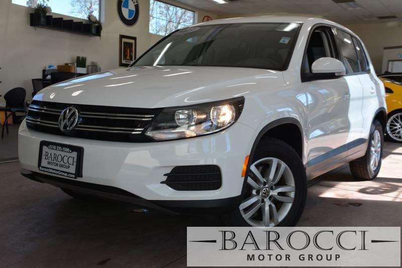 2013 Volkswagen Tiguan S 4dr SUV 6A 6 Speed Auto White We are excited to offer this fantastic on