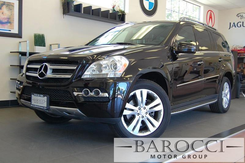 2010 MERCEDES GL-Class GL450 4MATIC AWD  4dr SUV Automatic Black You are looking at a superb 201