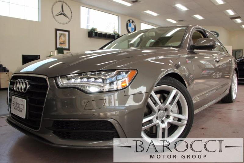 2015 Audi A6 30T quattro Premium Plu AWD 8 Speed Auto Bronze Tan You are looking at an excelle