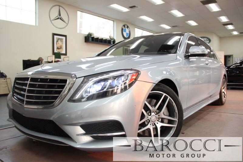 2014 MERCEDES S-Class S 550 4dr Sedan 7 Speed Auto Blue Champagne Now offering a super nice 201