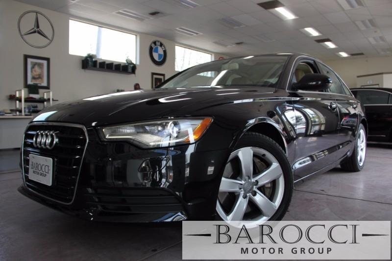 2012 Audi A6 30T quattro Premium Plu AWD 8 Speed Auto Black Champagne Up for sale is a delight
