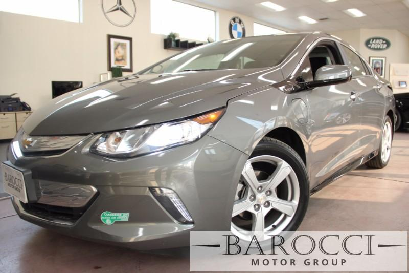 2016 Chevrolet Volt LT 4dr Hatchback 1 Speed Auto Gray Black Now offering an exquisite one owne