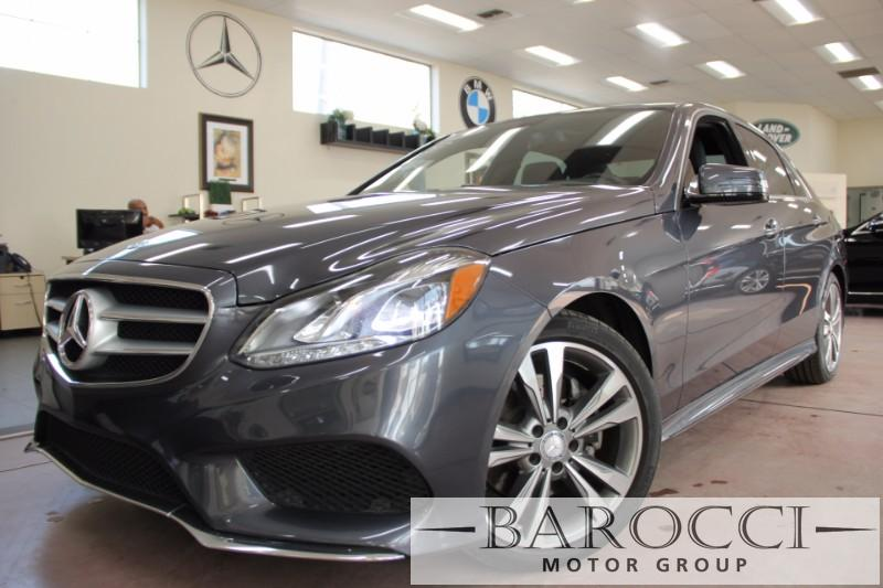 2016 MERCEDES E-Class E 350 4dr Sedan 7 Speed Auto Gray Black You are looking at a very nice on