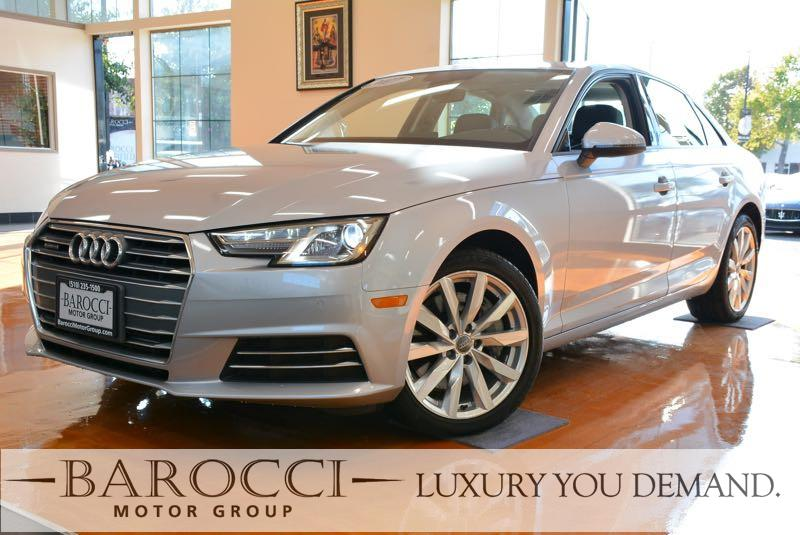 2017 Audi A4 20T quattro Premium AWD  4dr Sedan 7 Speed Auto Silver We are pleased to offer a w