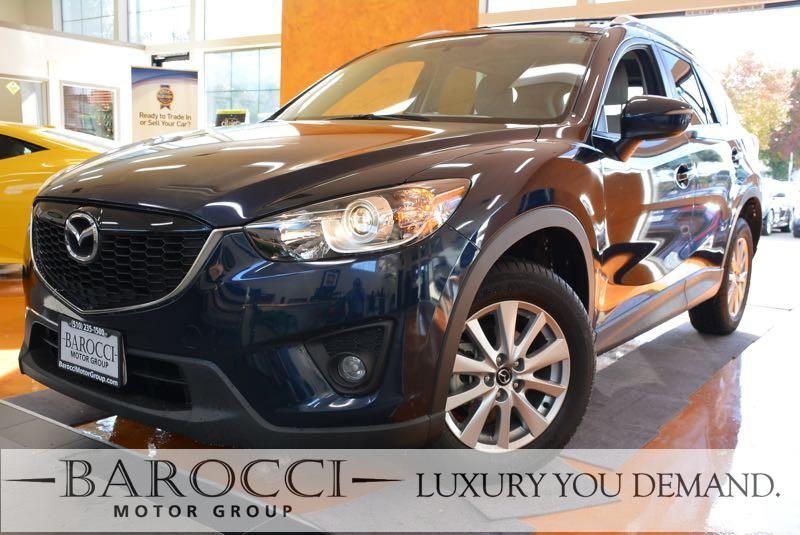 2015 Mazda CX-5 Touring AWD  4dr SUV 6 Speed Auto Black Black Now for sale is a great one owner
