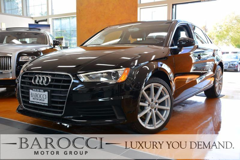 2015 Audi A3 20T quattro Premium AWD 6 Speed Auto Black Black You are looking at an exquisite