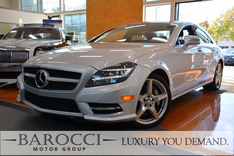 2014 MERCEDES CLS CLS 550 4dr Sedan 7 Speed Auto Silver Black Up for sale is a super nice one o