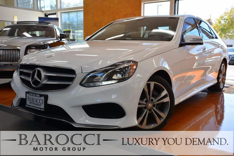 2015 MERCEDES E-Class E 350 4dr Sedan 7 Speed Auto White Black This is a superb one owner 2015