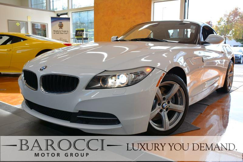 2011 BMW Z4 sDrive30i 2dr Convertible Automatic White ABS Air Conditioning Alarm Alloy Wheels