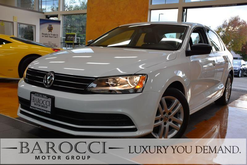 2015 Volkswagen Jetta TDI S 4dr Sedan 6A 6 Speed Auto White We are excited to offer an outstandi