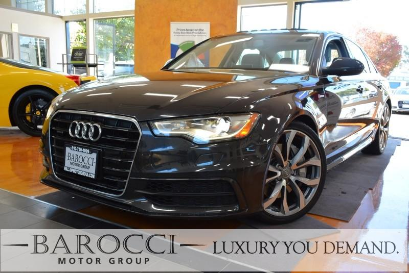 2015 Audi A6 30T quattro Premium AWD  4dr Sedan 8 Speed Auto Gray We are pleased to offer this