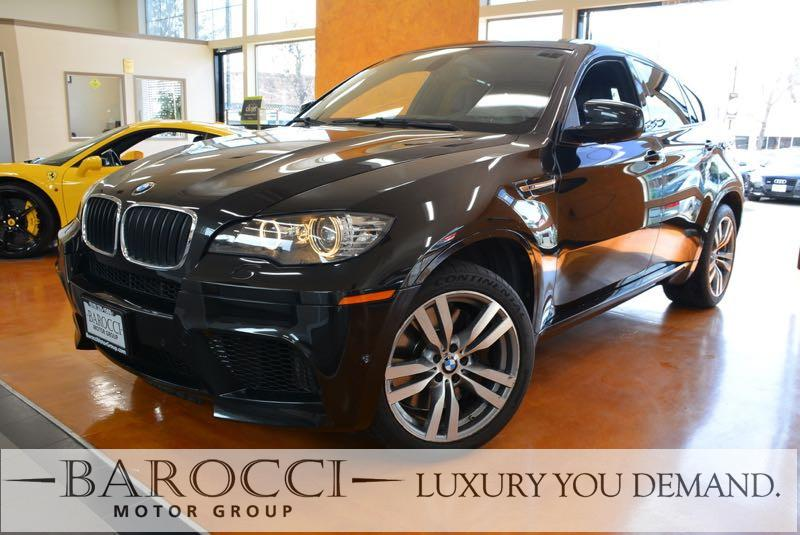 2012 BMW X6 M Pkg AWD 4dr SUV 6 Speed Auto Black Black We are excited to offer a beautiful one