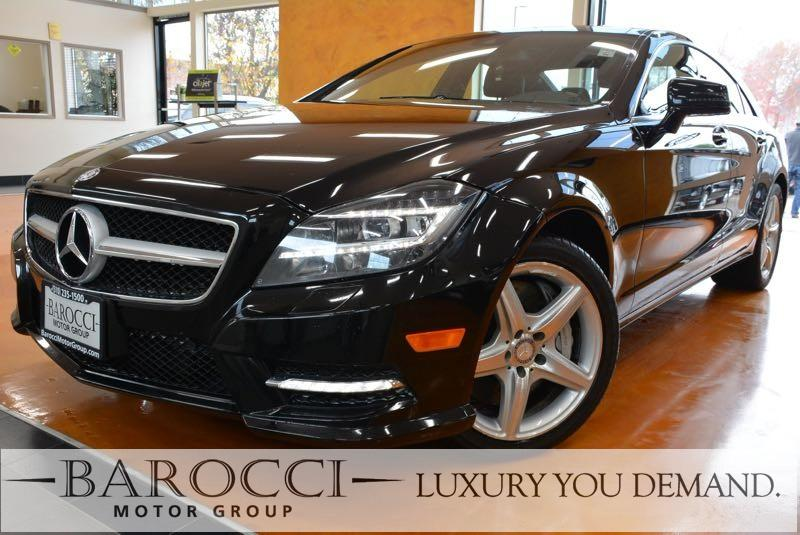 2013 MERCEDES CLS CLS 550 4dr Sedan 7 Speed Auto Black Black This is a delightful 2013 Mercedes