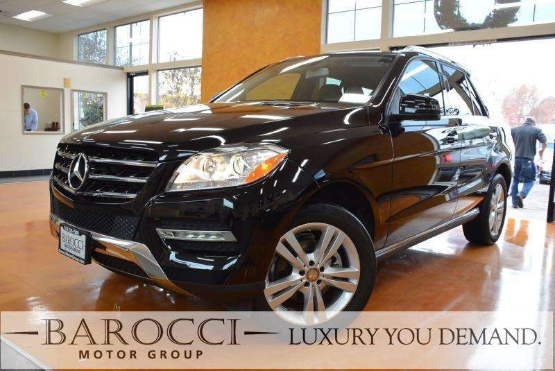 2015 MERCEDES M-Class ML 350 4dr SUV 7 Speed Auto Black Now offering a superb one owner 2015 Mer