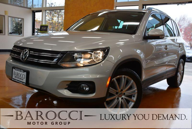 2015 Volkswagen Tiguan SE 4dr SUV 6 Speed Auto Silver We are pleased to offer a super nice one o