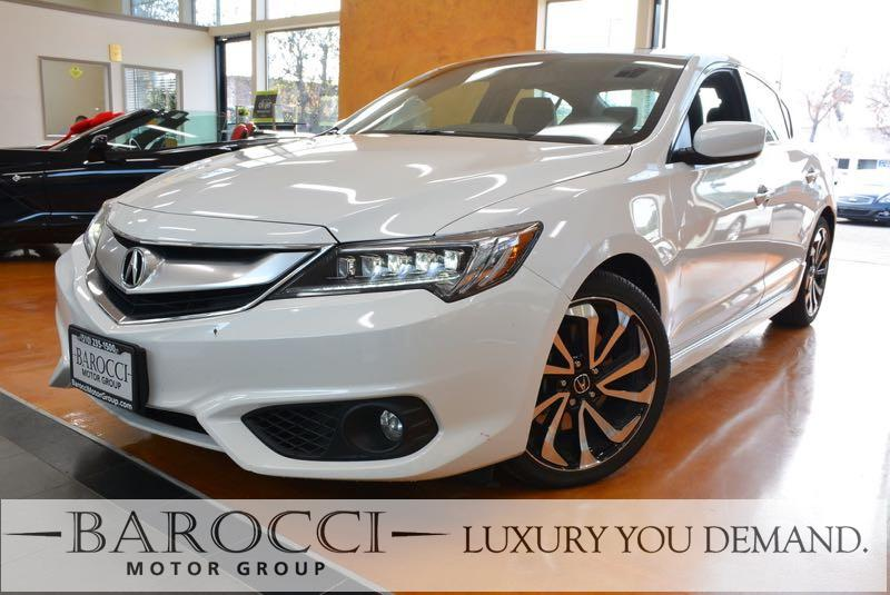 2016 Acura ILX wA-SPEC 4dr Sedan  Package 8 Speed Auto White Up for sale is a superb one owner