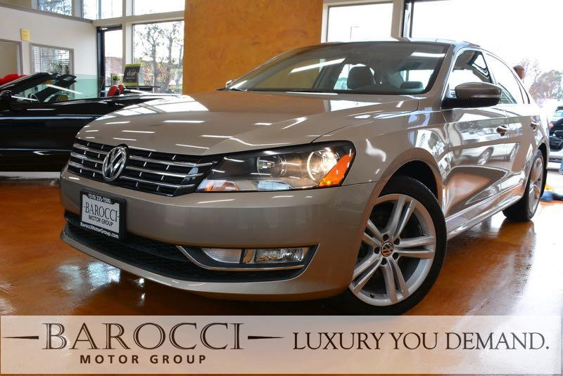 2015 Volkswagen Passat TDI SEL Premium 4dr Sedan 6A 6 Speed Auto Gold We are excited to offer an