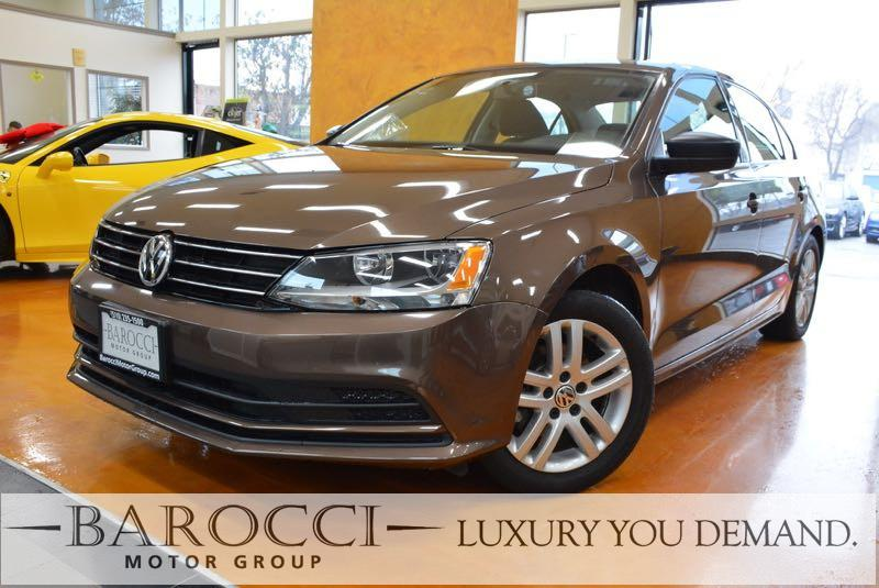 2015 Volkswagen Jetta S 4dr Sedan 6A 6 Speed Auto Dk Brown We are proud to offer this frontline