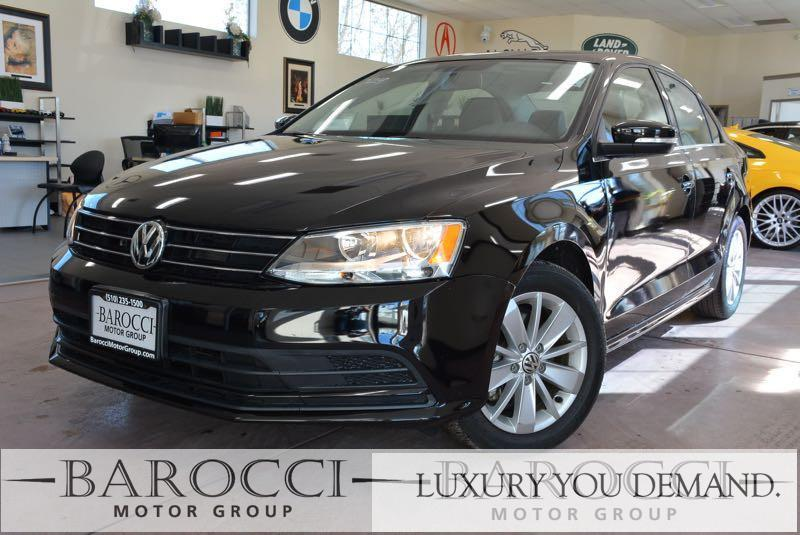 2015 Volkswagen Jetta SE PZEV 4dr Sedan 6A 6 Speed Auto Black Now for sale is a beautiful one ow
