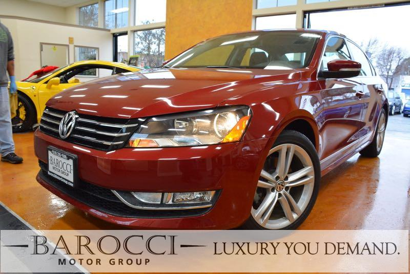 2015 Volkswagen Passat SE PZEV 4dr Sedan 6A 6 Speed Auto Red Now for sale is this frontline read