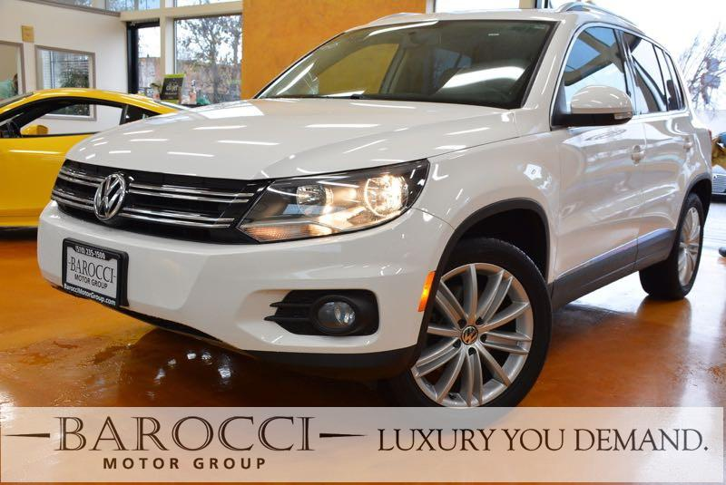2012 Volkswagen Tiguan SE 4dr SUV 6 Speed Auto White Up for sale is a sublime 2012 Volkswagen Ti