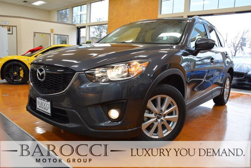 2015 Mazda CX-5 Touring 4dr SUV 6 Speed Auto Gray Up for sale is a super nice one owner 2015 Maz