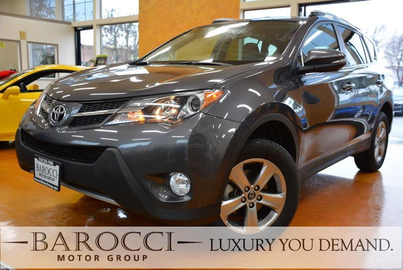 2015 Toyota RAV4 XLE 4dr SUV 6 Speed Auto Gray We are pleased to offer a clean one owner 2015 To