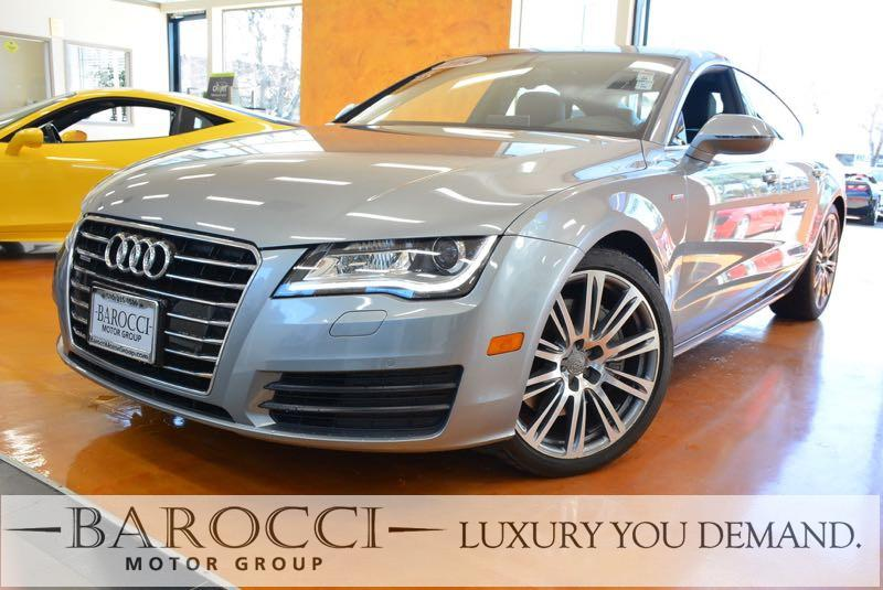 2014 Audi A7 30T quattro Premium AWD  4dr Sedan 8 Speed Auto Silver Now for sale is a superb on