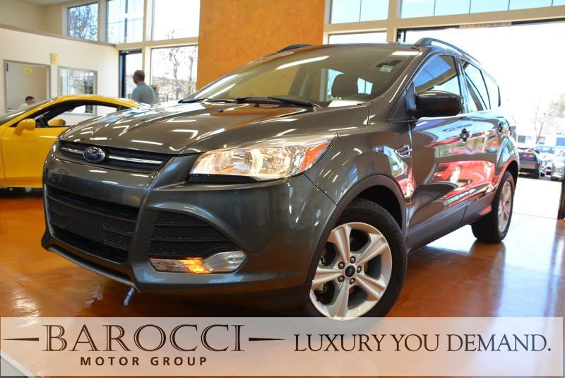 2015 Ford Escape SE 4dr SUV 6 Speed Auto Gray Up for sale is a wonderful one owner 2015 Ford Esc