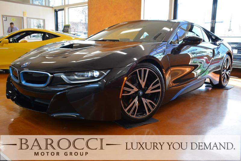 2015 BMW i8 Base AWD 2dr Coupe 6 Speed Auto Gray Up for sale is this frontline ready one owner 2