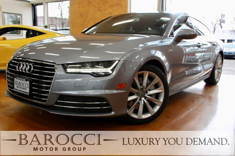 2016 Audi A7 30T quattro Premium Plu AWD 8 Speed Auto Gray We are pleased to offer a beautiful