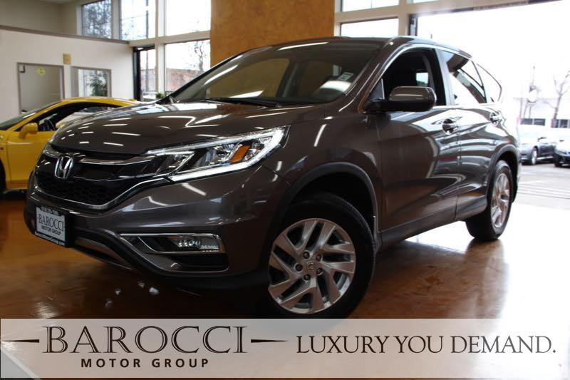 2016 Honda CR-V EX AWD  4dr SUV 5-Speed Automatic BROWN Luxury You Demand All Wheel Drive Powe