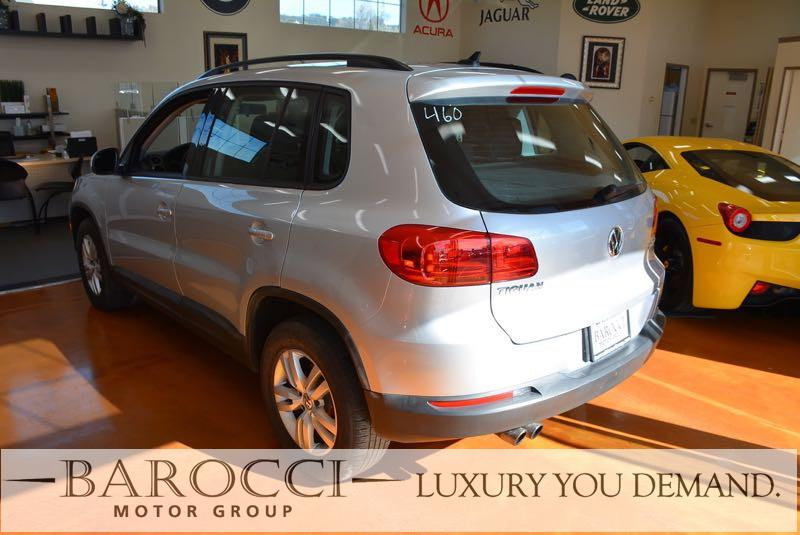 2015 VOLKSWAGEN TIGUAN S 4MOTION AWD  4DR SUV