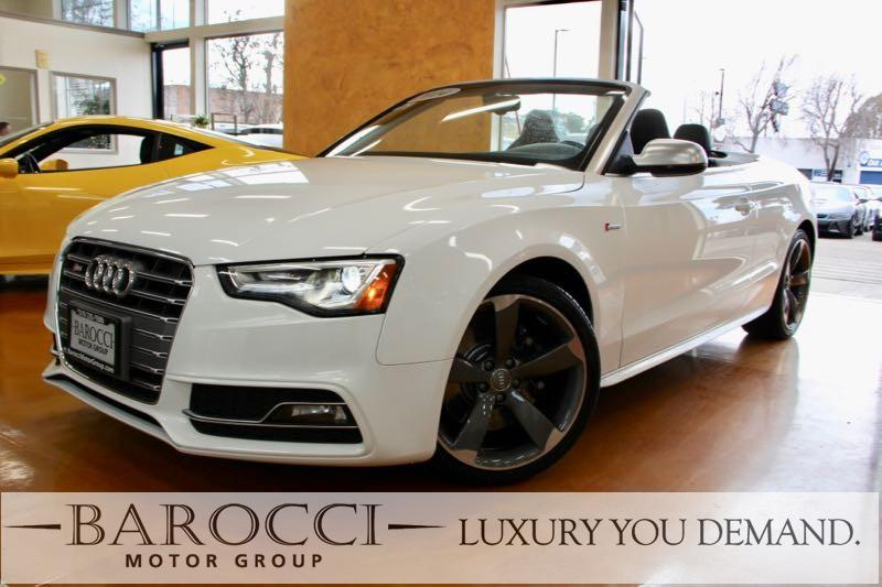 2014 Audi S5 30T quattro Premium Plus 7 Speed Auto White You are looking at this fantastic 2014