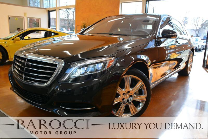 2014 MERCEDES S-Class S 550 4dr Sedan 7 Speed Auto Black Luxury You Demand Child Safety Door Lo
