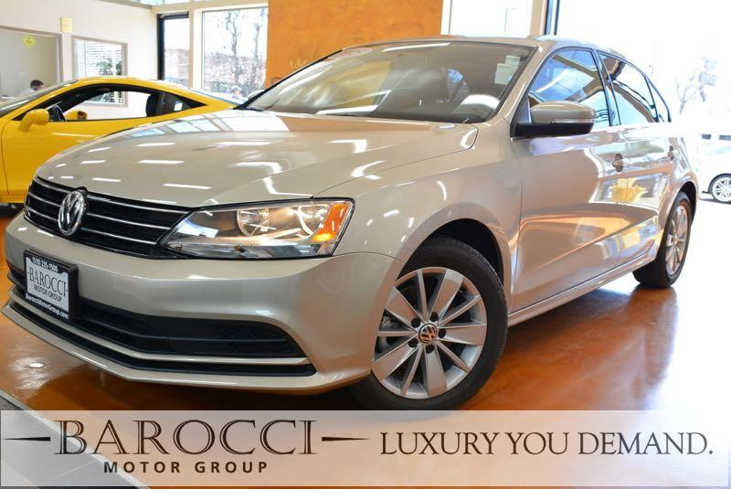 2015 Volkswagen Jetta TDI SE 4dr Sedan 6A wConnectivi 6 Speed Auto BEIGE Now for sale is a stri