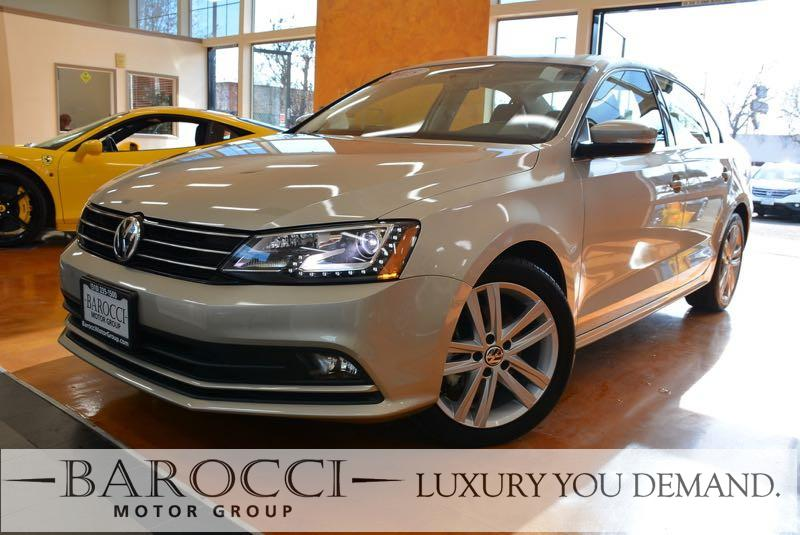 2015 Volkswagen Jetta TDI SEL 4dr Sedan 6A 6 Speed Auto BEIGE We are proud to offer this fantast