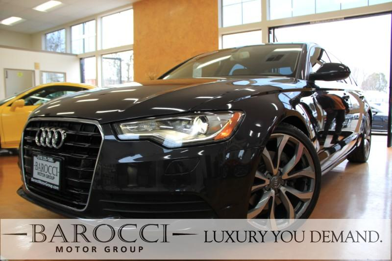 2014 Audi A6 20T quattro Premium Plus AWD 8 Speed Auto Gray We are excited to offer this frontl
