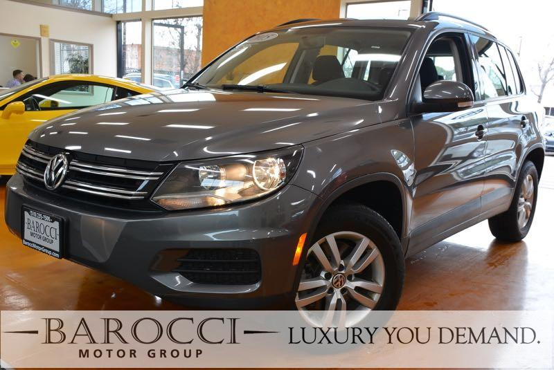 2015 Volkswagen Tiguan S 4dr SUV 6 Speed Auto Gray You are looking at an excellent one owner 201