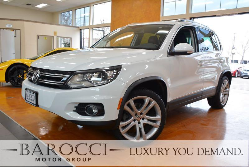 2016 Volkswagen Tiguan 20T R-Line 4dr SUV 6 Speed Auto White You are looking at an excellent on