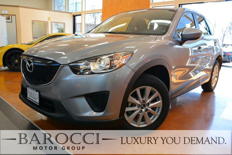 2015 Mazda CX-5 Sport 4dr SUV 6A 6 Speed Auto Silver You are looking at this frontline ready one