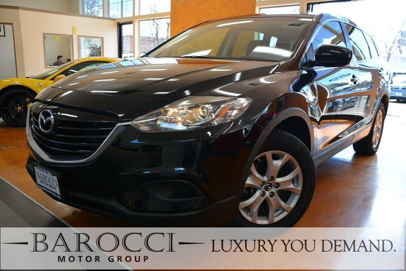 2015 Mazda CX-9 Touring AWD  4dr SUV 6 Speed Auto Black We are excited to offer an excellent one