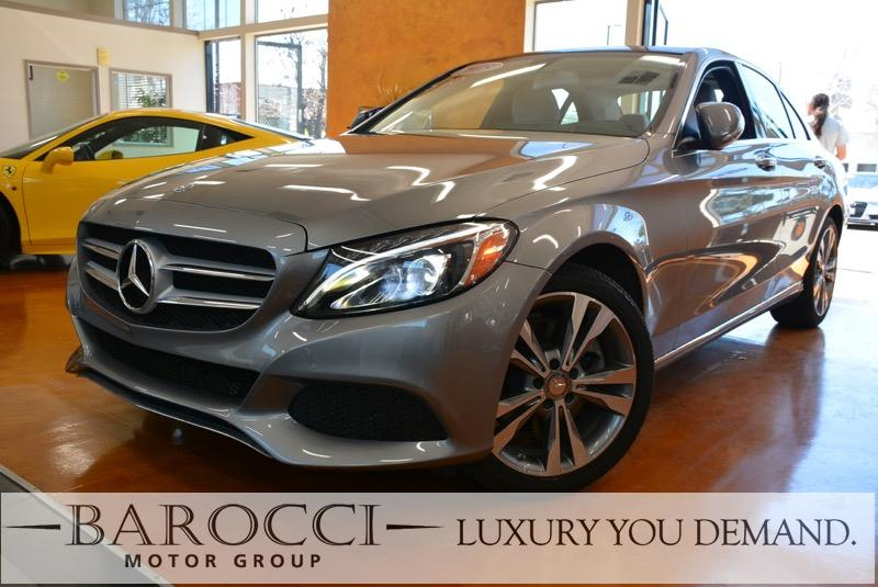 2015 MERCEDES C-Class C 300 4MATIC AWD  4dr Sedan 7 Speed Auto Silver We are pleased to offer th